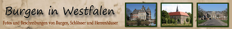 Burgen in Westfalen