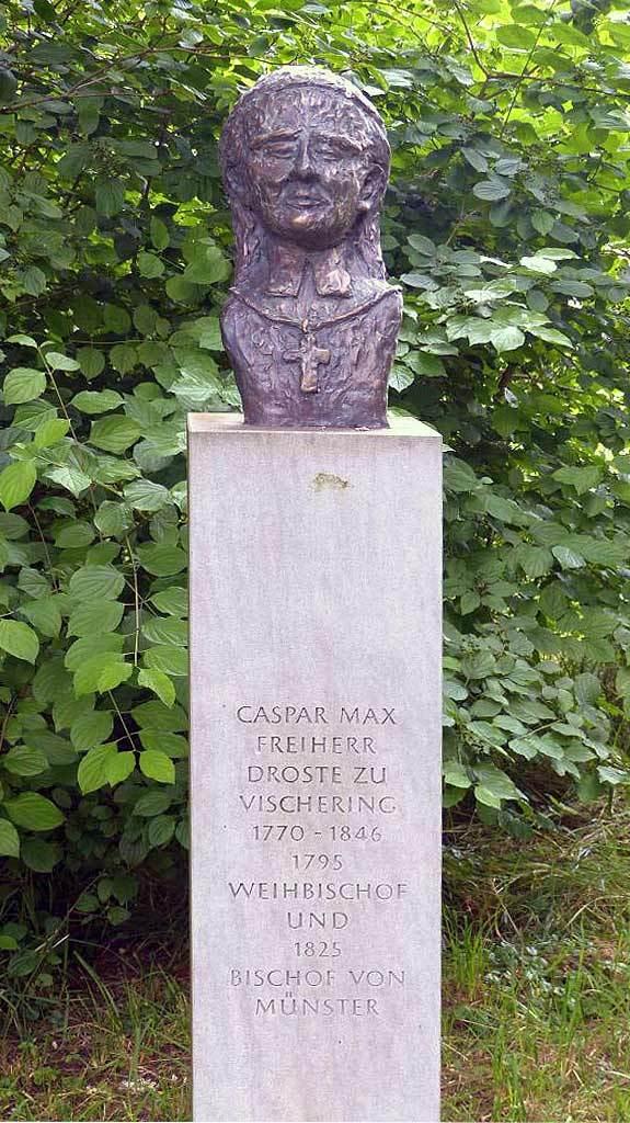Caspar Max Freiherr Droste zu Vischering