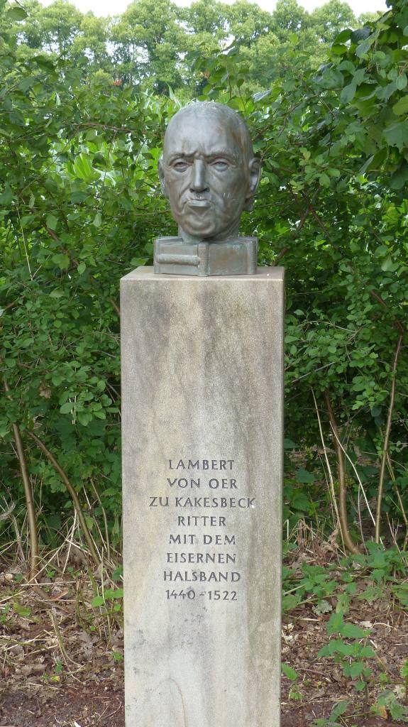 Lambert von Oer zu Kakesbeck