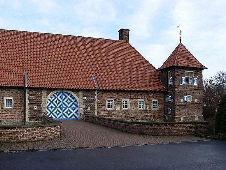 Haus Borg   Rinkerode
