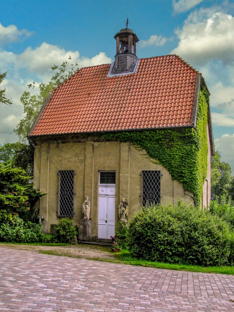 Haus Ermelinghof   Kapelle