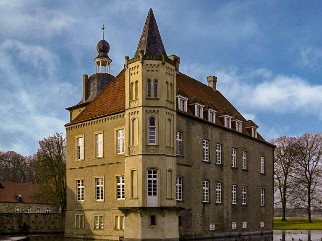 Haus Herren in Kamen Heeren-Werve