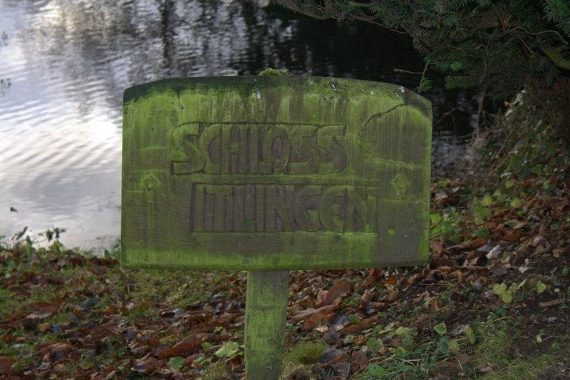 Haus Itlingen - Steintafel mit Inschrift