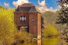 Schloss Westerwinkel | Gartenanlage (Schlaun)