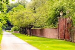 Schloss Westerwinkel | Gartenanlage