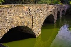 Schloss Westerwinkel | Steinerne Brücke zum Schloss