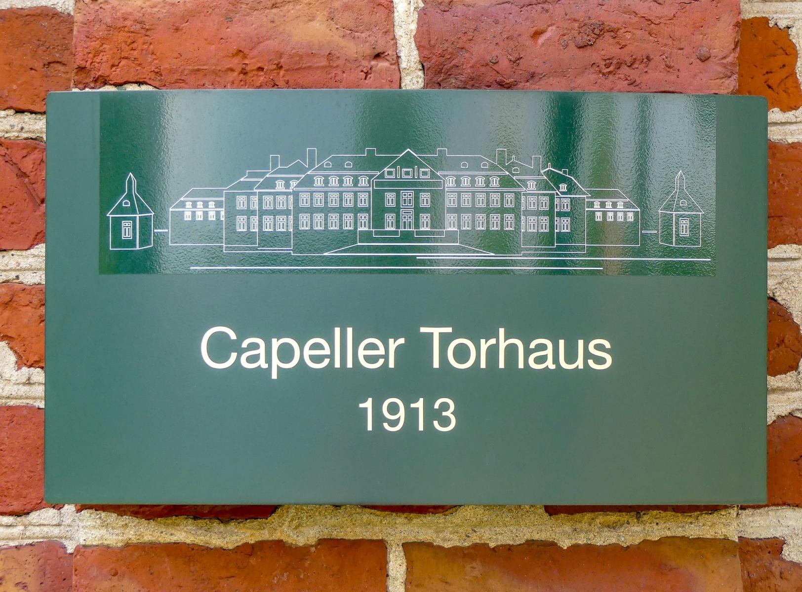 Capeller Torhaus