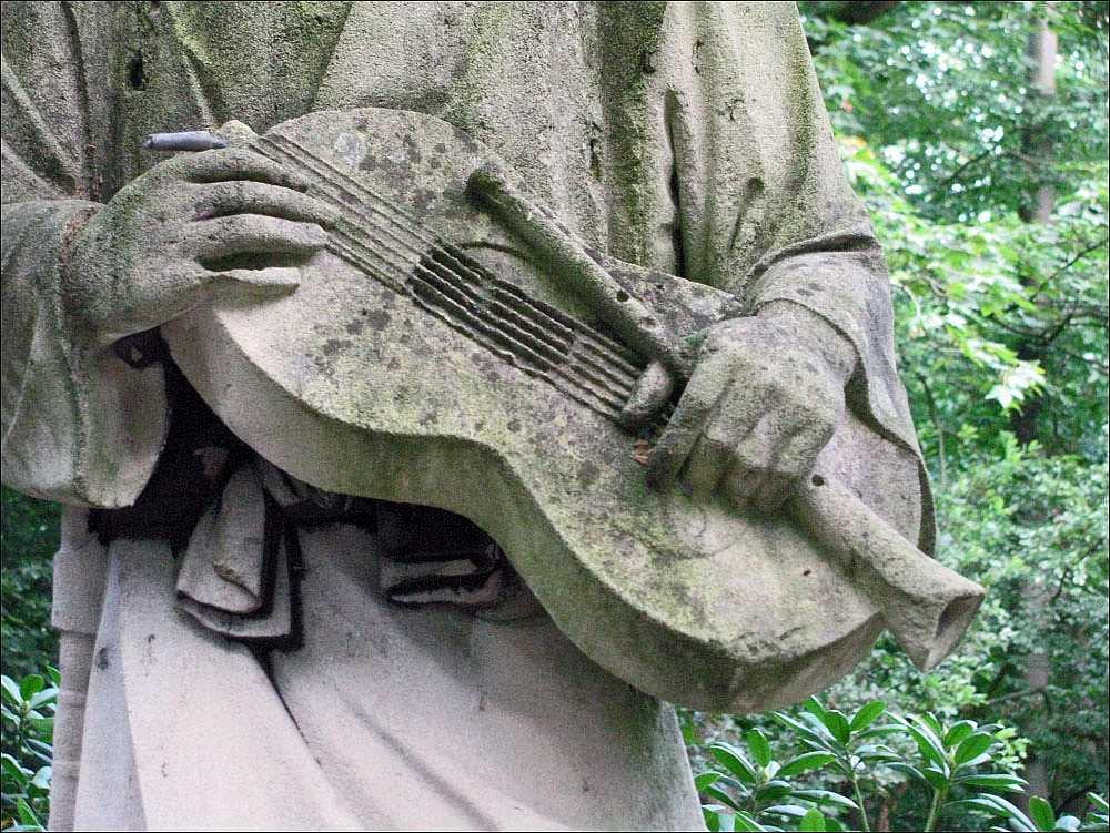 Detail Musiker