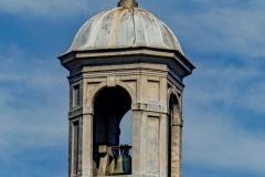 Schloss Nordkirchen Glockenturm auf dem Kapellenflügel