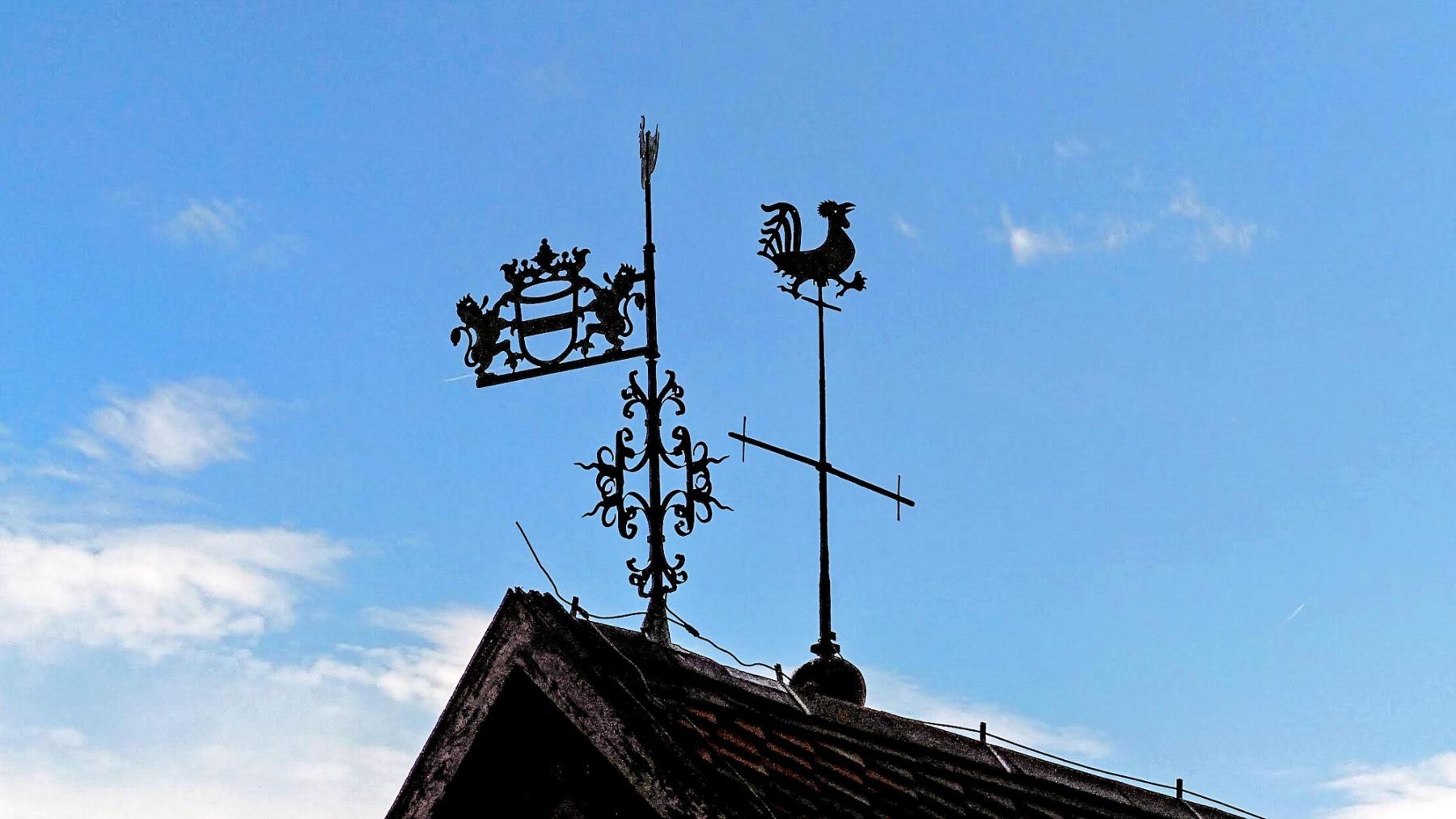 Schloss Cappenberg |  Wetterfahne