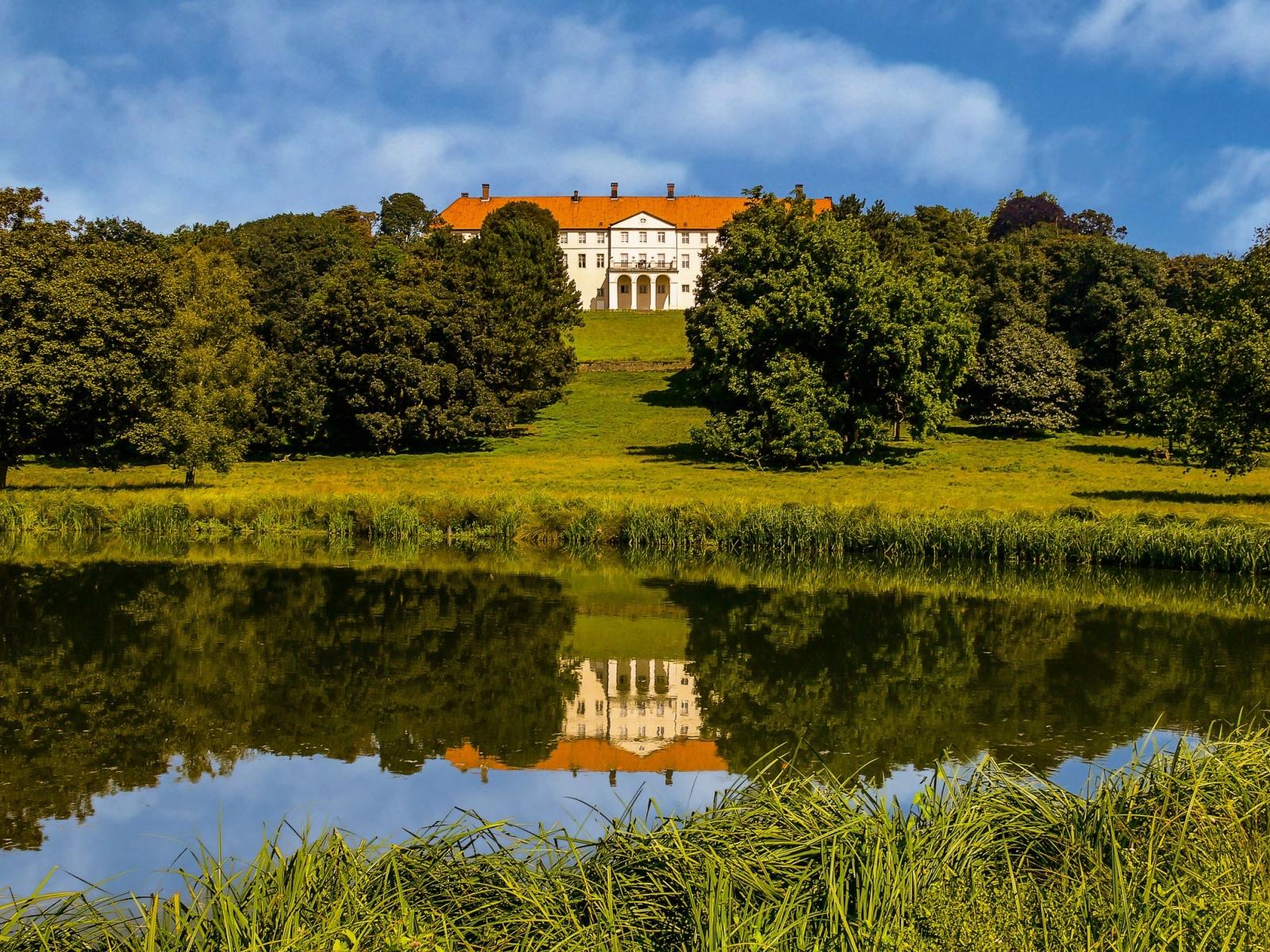Schloss Cappenberg | vom Hirschpark
