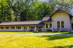 Schloss Cappenberg | Alte Kegelbahn