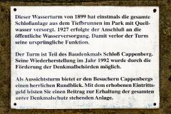 Schloss Cappenberg | Wasserturm