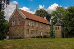 Schloss Cappenberg | Stiftskirche Pfarrgebäude