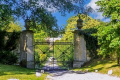 Schloss Cappenberg | Tor zur Barocken Gartenanlage