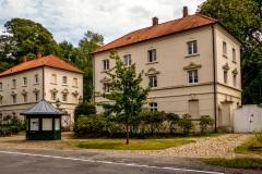 Schloss Cappenberg | Torhäuser
