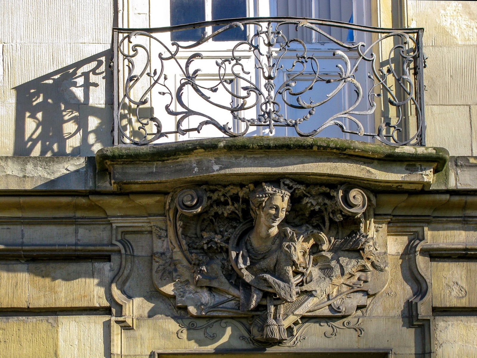 Fürstbischöfliches Schloss Münster | Ornamente
