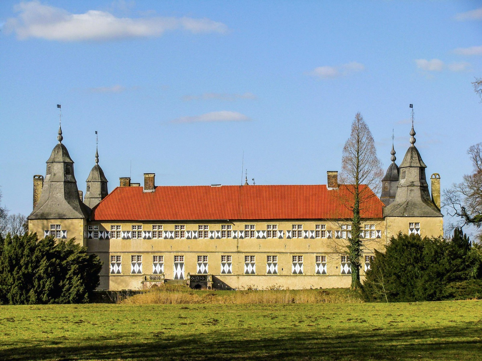 Schloss Westerwinkel   Hauptschloss