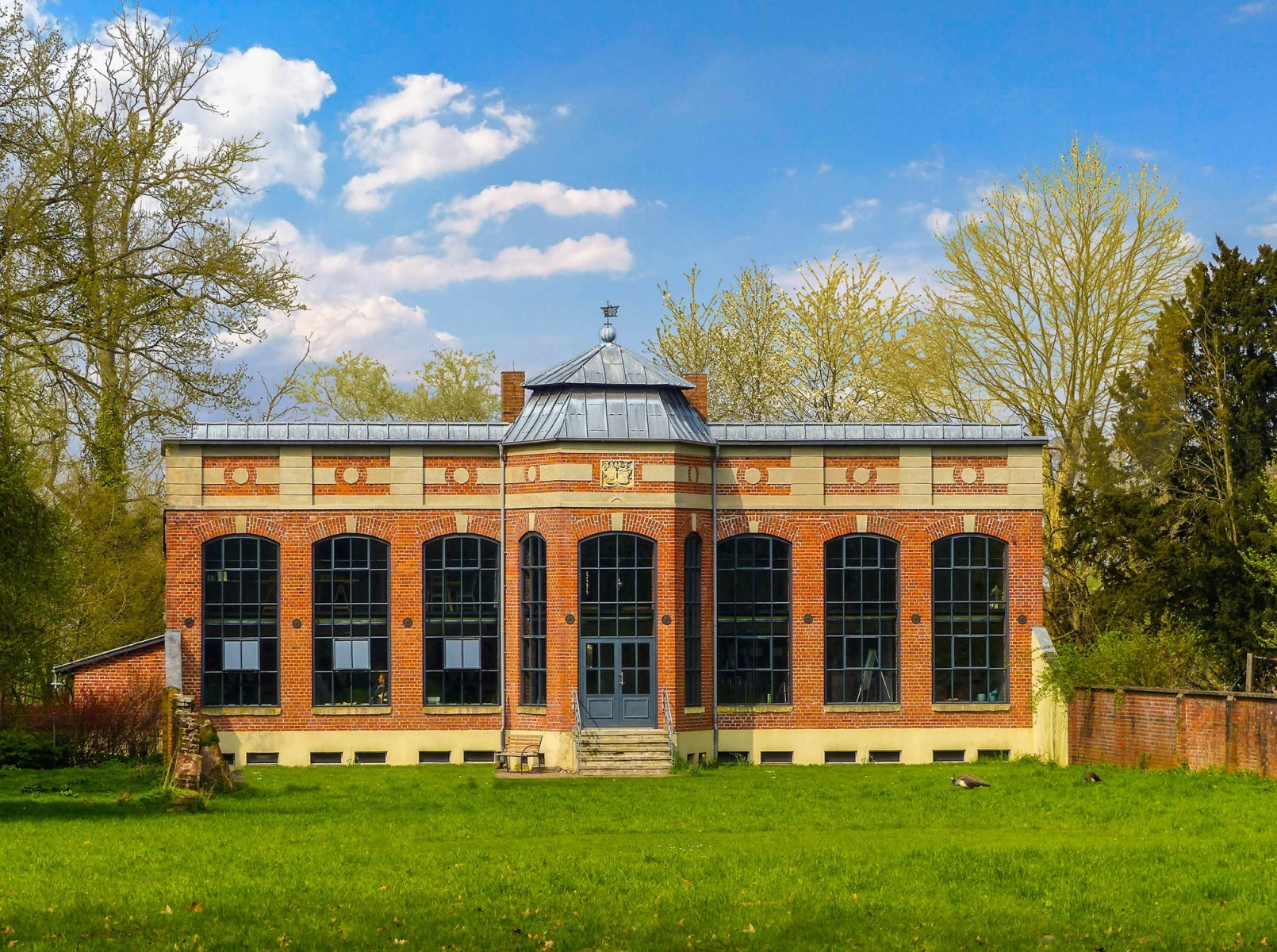 Schloss Westerwinkel   Orangerie