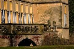 Schloss Westerwinkel | Terasse