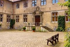 Schloss Westerwinkel | Hauptschloss Portal