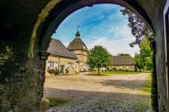 Schloss Westerwinkel | Vorburg