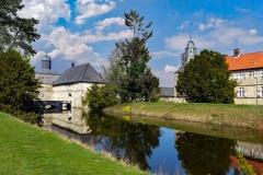 Schloss Westerwinkel | Hauptschloss und Vorburg