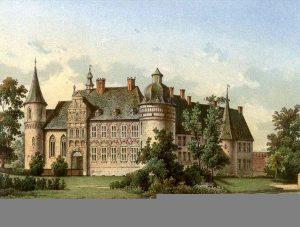 Schlossführung - Haus Assen @ Haus Assen | Lippetal | Nordrhein-Westfalen | Deutschland