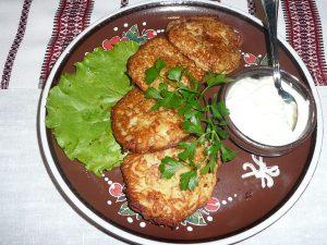 Westfälische Kartoffelpuffer