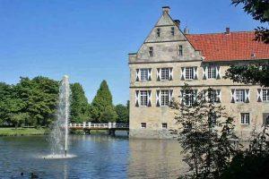 Gartenträume auf der Burg Hülshoff @ Burg Hülshoff | Havixbeck | Nordrhein-Westfalen | Deutschland